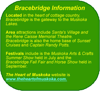 Bracebridge Info