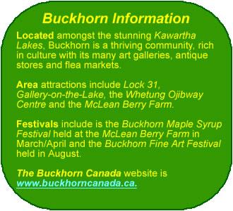 Buckhorn Info