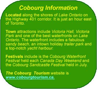 Cobourg Info