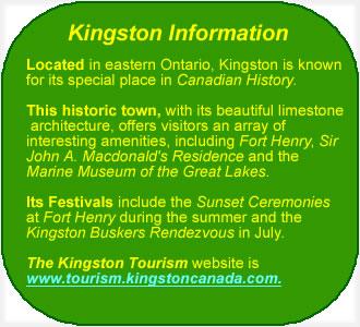 Kingston Info