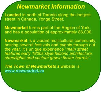 Newmarket Info