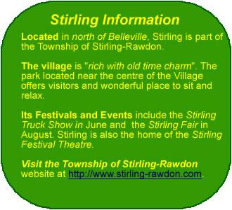 Stirling Info