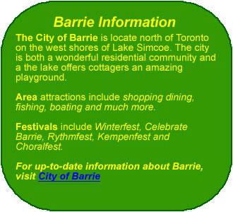 Barrie Info
