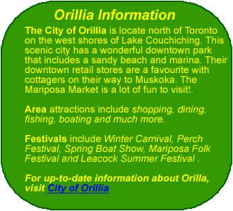 Orillia Info