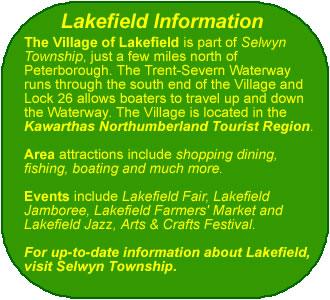 Lakefield Info