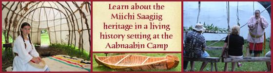 Aabnaabin Camp Banner