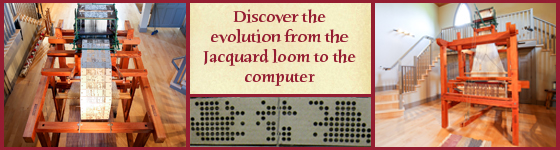 Jacquard Loom Banner