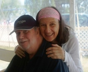 """Gary & Judi McWilliams (a.k.a The Festival Nomad & """"Scoop"""" McWilliams)"""